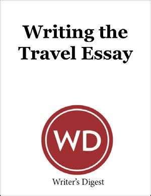 Great college essays about trips